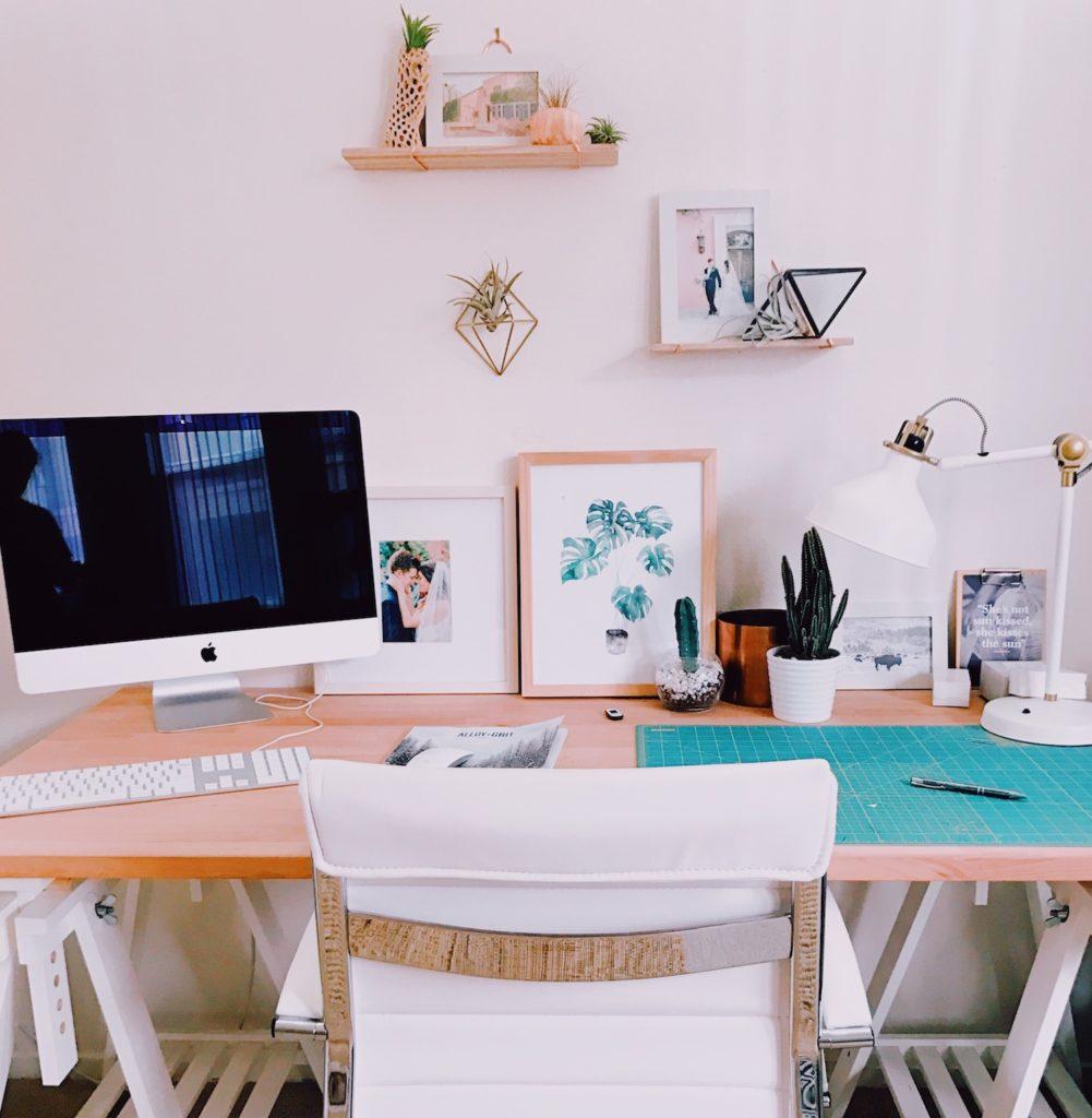 Remote workspace ideas | Designing North Studios