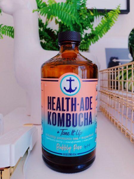 Health-Aide Rose Kombucha
