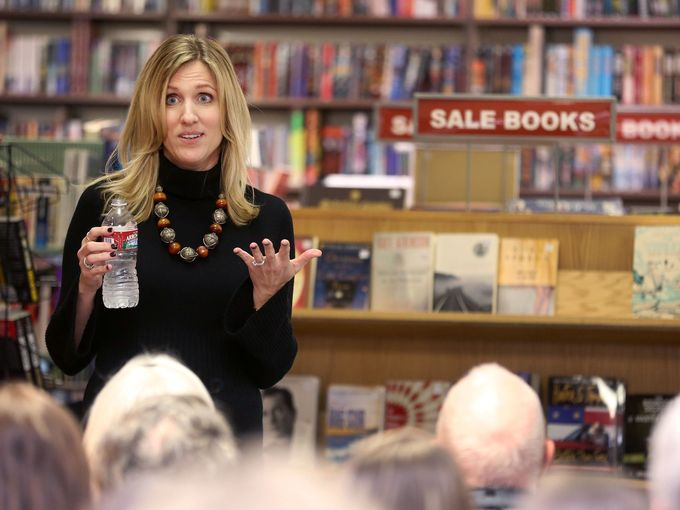 Author Jennifer Hillman-Magnuson as DN Podcast Guest