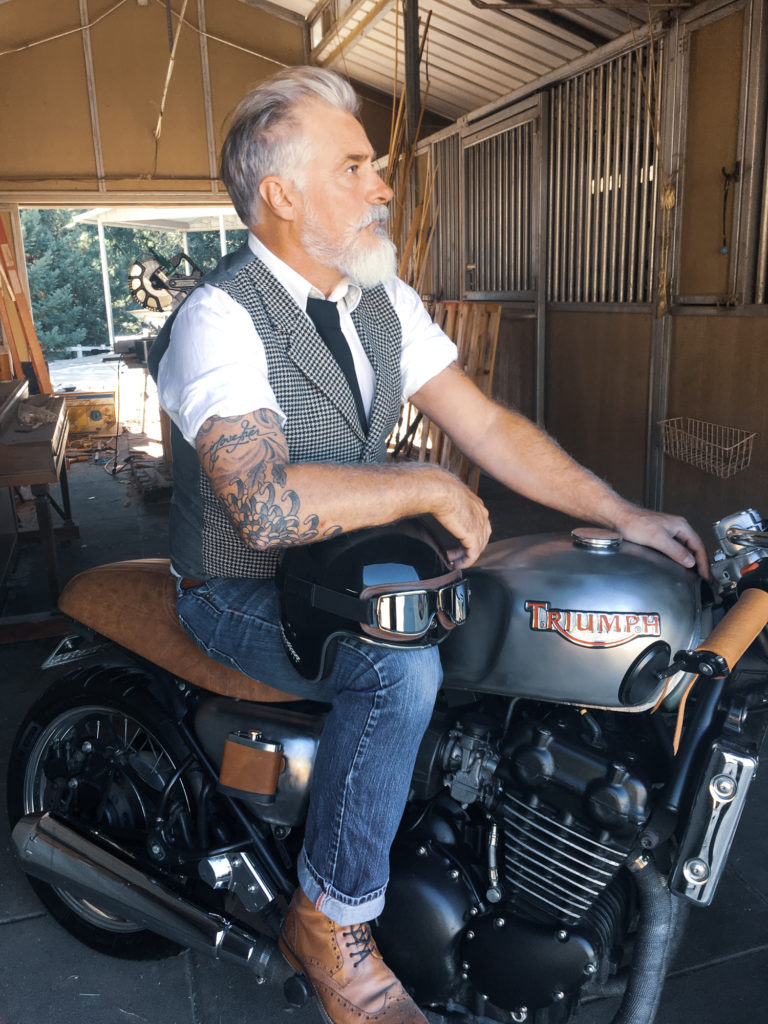 Ride the Distinguished Gentleman's Ride and Raise Awareness for Men's Health   Designing North Studios