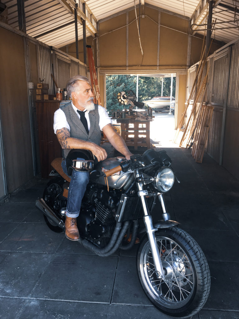 Ride the Distinguished Gentleman's Ride and Raise Awareness for Men's Health | Designing North Studios